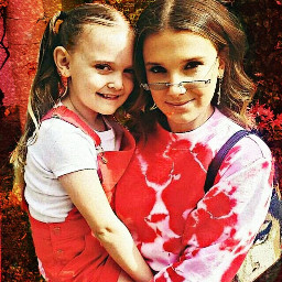 milliebobbybrown avaflowelisabrown sisters perfects girls