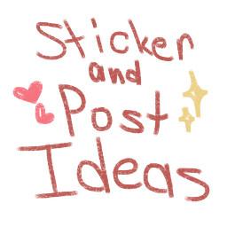 freetoedit interesting art stickers posts ideas kawaii cute stars hearts uwu aesthetic comment please love