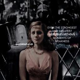 hermionegranger harrypotter movie fan poterhead mionehead hermione granger edit blendedit immagosleeprn hilol