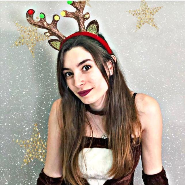 Como falta poco para navidad tenia que hacer uno de navidad xd #lyna #lynitaa #evelyn #evelyna #fyp #navidad #xd