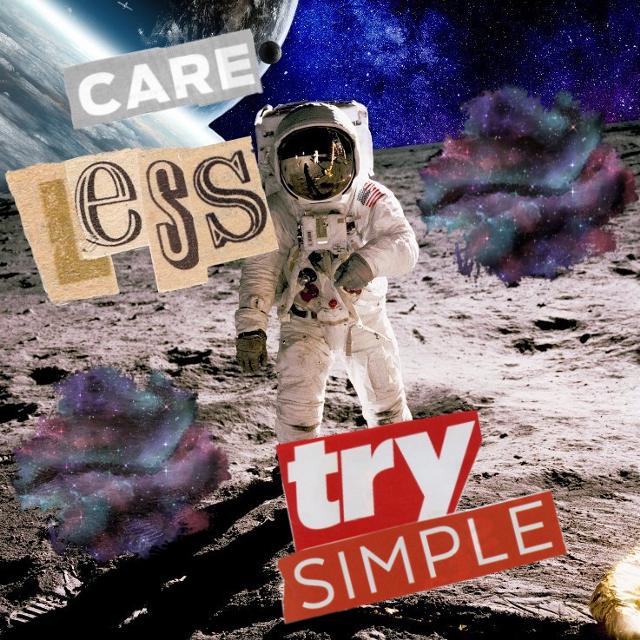 #CareLess #TrySimple