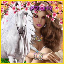 myedit myart eyeedit unicorn accessories freetoedit