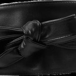 belt winter outfit stiker