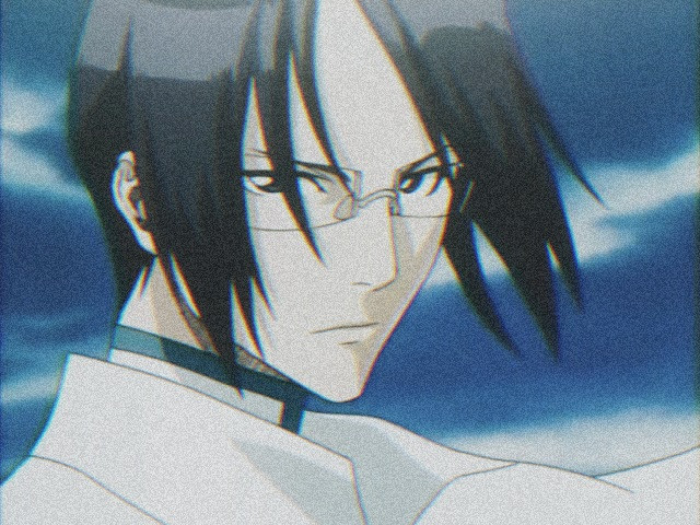 Ok so i thought imma randomly upload some characters/anime recommendations.  Character: Uryū Ishida Anime: Bleach Powers: Quincy Powers.  #uryu #ishida #quincy #bleach