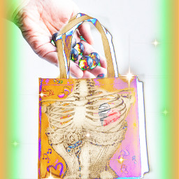 bag life heart contest ribs music freetoedit ircdesignthebag designthebag