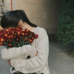 freetoedit fieldflowers roses beautiful remix