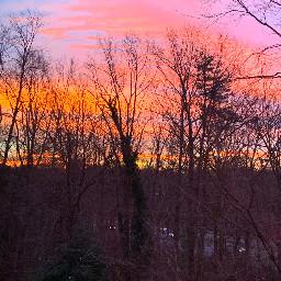 freetoedit daisysquad ridaphotography sunset colorful pink purple orange yellow red pretty beautiful picture makeawesome nature art earth sky wonderful smile besafe thank yay viral
