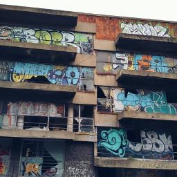 abandoned abandonedbuilding grafitti urbex urbexexploration