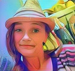 magiceffect selfie hat text freetoedit