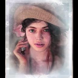 portrait freetoedit