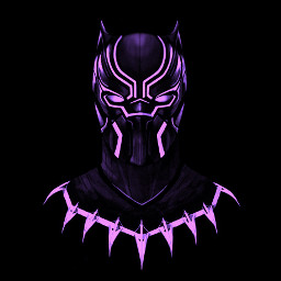 chadwickboseman blackpanther cancer blacklivesmatter supercharged black purple wakandaforever freetoedit