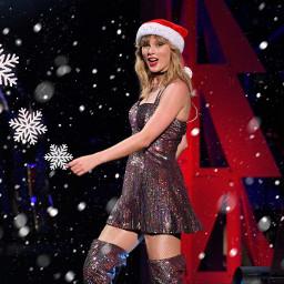 freetoedit taylorswift christmas taylor taylorswift13