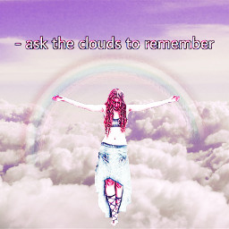 clouds freetoedit ecintheclouds intheclouds