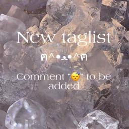 sorry newtaglist