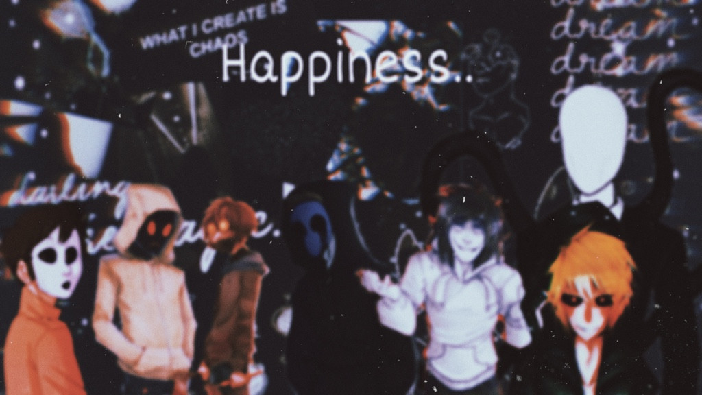 Happiness.. #newyear #creepypasta
