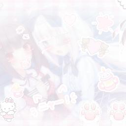 nekopara catgirl anime kawaii softedit softcore babycore nekocore