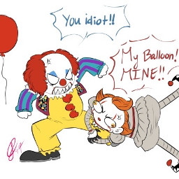 pennywise2017 pennywise1990