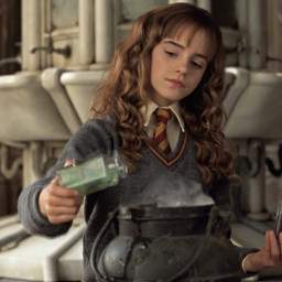 hermione hermionegranger potions question harrypotter hp hogwarts harrypottercharacters iconic