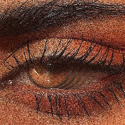 eyeball eye cateye poc