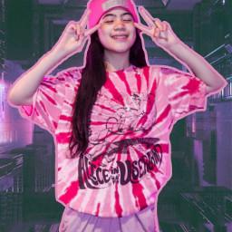 freetoedit nianaguerrero pink pinkbackground