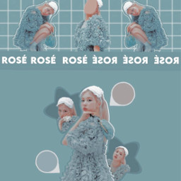 rose blackpink roseedit blackpinkedit roseblackpink freetoedit