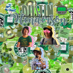 dustin stranger green freetoedit