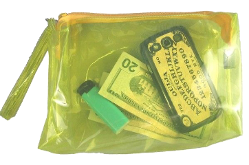 neon wallet purse bag phone freetoedit