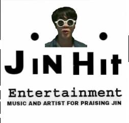 sticker jin bighit bts freetoedit