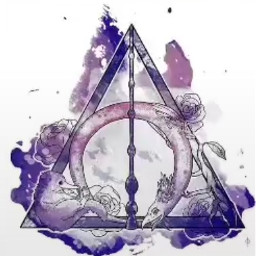 deathlyhallows harrypotter hp magical 🥺🥺