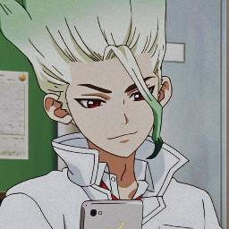 drstone drstoneanime drstonesenku drstoneedit senku senkuishigami ishigamisenku senku_ishigami animeicon anime iconanime iconsanime icons freetoedit