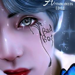 taehyung bts armyforever edit freetoedit