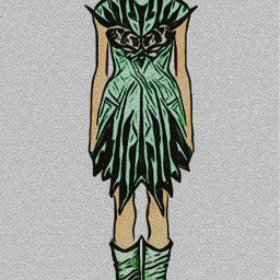 dubravka_m dubravka_m_art fashionable sketch fashionsketch