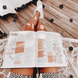 isaiah bible journaling aesthetic peachy freetoedit
