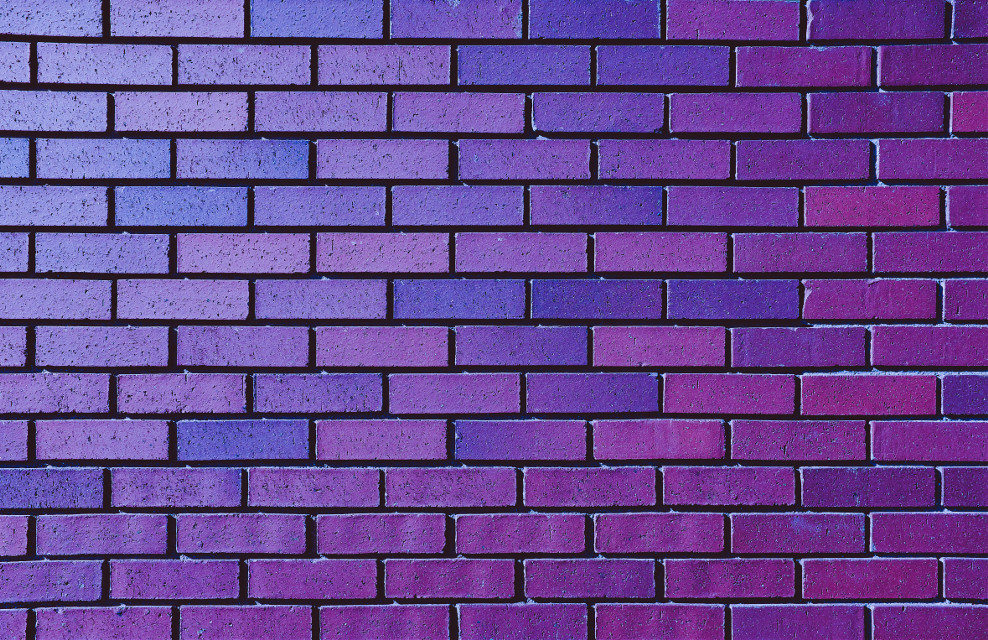 Do more of what makes you awesome. Unsplash (Wesley Tingey) #wall #walls #purple #background #backgrounds #freetoedit