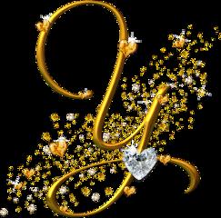 letter y golden alphabet freetoedit