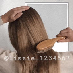 hair silky smooth brown darkbrown highlights tan shoutout comment follow like