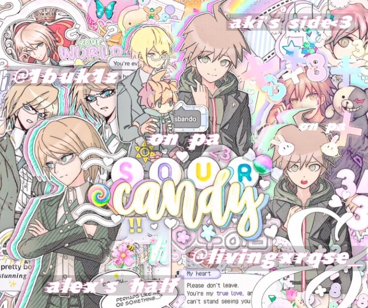 """ack i wouldve posted this earlier, but school stuff and the urge to sleep forever didnt let me ❤️❤️ oh and i mean that in the most positive way possible LMAOSJS  edit  character(s): byakuya togami and makoto naegi anime/game: danganronpa trigger happy havoc theme: multicolor type: collab:/:311!1!1 help received: @livingxrqse_ ,,,, cause,,,, its a collab,,,,,,, anyway follow him!!1!1! they're like,, such an amazing editor- and aki thats not a lie okay 🙄  personal (woah finally doing this again aa)  mood: ok weather: cold but its sunny so im confused just like homophobic ppl say i am 🤗🤗 time: 9:47am date: feb 7th, 2021 time taken: aroundd 2 hrs??? for my side cause pa's a bitch sometimes  taglist: [🔆] @https_jungwoo (filters) [🌻] @mytsukki  [🌷] @awhchika  [🌻] @nerdy-girl133  [🌷] @tsukimonogatari  [🌻] @saishuu-mp3  [🌷] @kokichi-kun  [🌻] @ultimate_dr_kinnie  [🌷] @elixirium  [🌻] @tenwizardsaint [🌷] @-hanakokun-  comment """"💗"""" to join- ———————————  tags:  #byakuya #dr1 #triggerhappyhavoc #complexedit #byakuyatogami #makotonaegi #naegami  hello hi if u read this to the bottom i hope u have a nice day<33"""