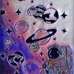 space fanartofkai photography popart art artedigital digitalart tattooday fotoedit astrology astronaut spacesaturday draw drawing wallpaper wallpaperedit colorful