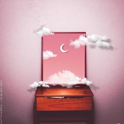 magic clouds artsy creative freetoedit