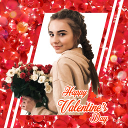 freetoedit replay vday valentinesday flowers roses love hearts girl boy