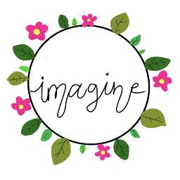 imagine flowers leaves