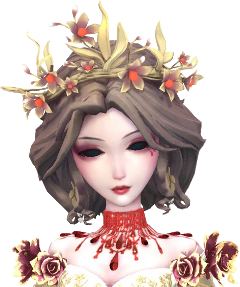 identityv idv mary bloodyqueen queen bloodbath skin game royalty royal vintage marieantoinette freetoedit