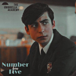 fivehargreeves five hargreeves numberfivefive numberfive theumbrellaacademy tua theumbrellaacademyfive umbrellaacademy interesting art photography edit freetoedit