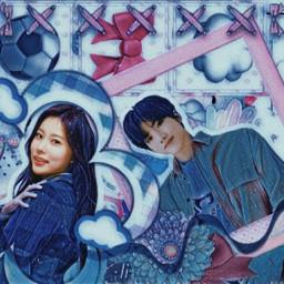 freetoedit roleplayer rpw roleplayerkpop roleplayeredit junkyu hyewon treasure izone blue manips