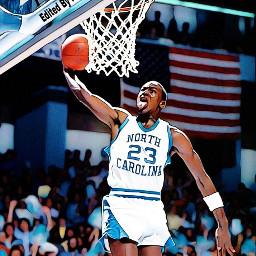 michaeljordan mj 23 chicagobulls airjordan legend legends legendary legendsneverdie jordan23 jordan northcarolina tarheels ncaa basketball freetoedit