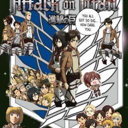 anime attack_on_titan freetoedit
