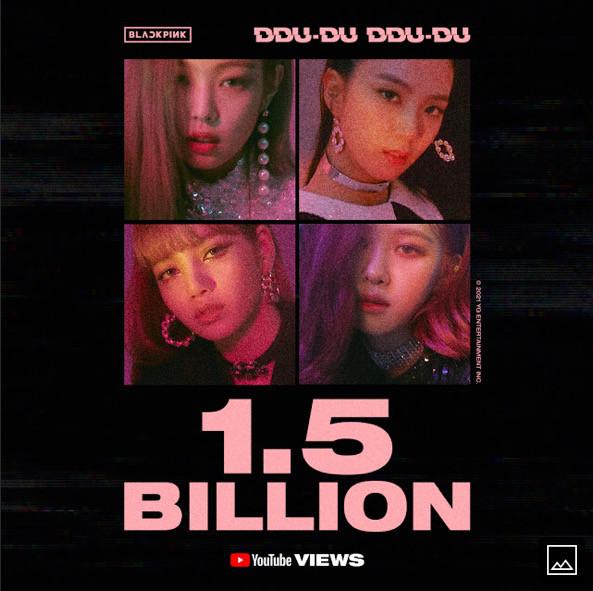 #1billionviews #blackpink