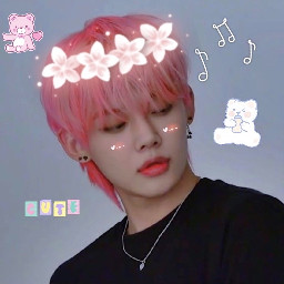 yeonjun txt softaesthetic kawaii