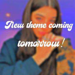 newtheme tommorrow freetoedit