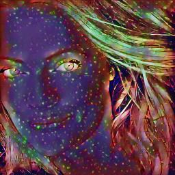 stars face eyes